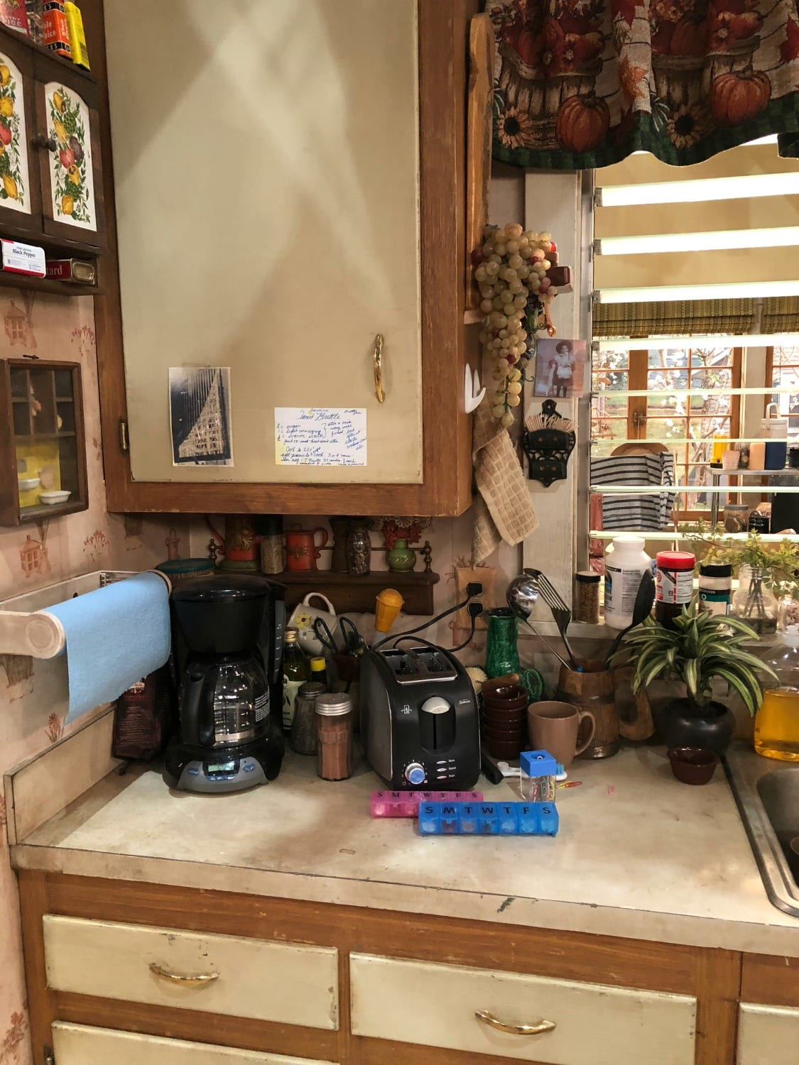 Roseanne Set 2018 Kitchen Counter