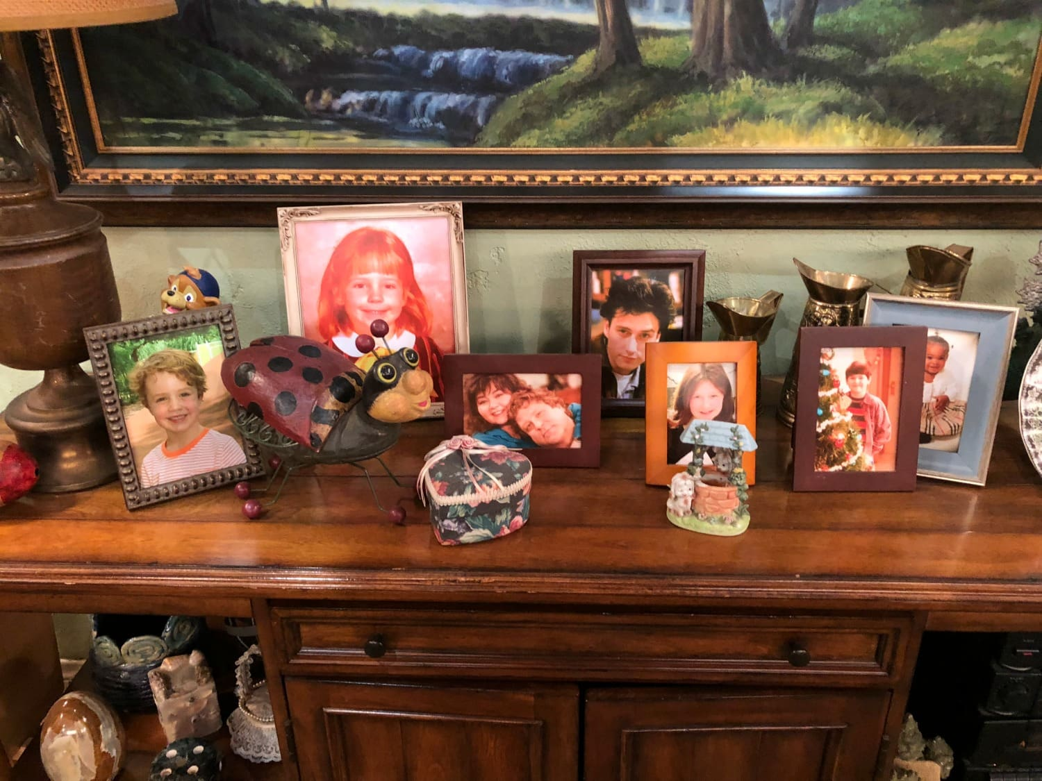 Roseanne Set 2018 entry table