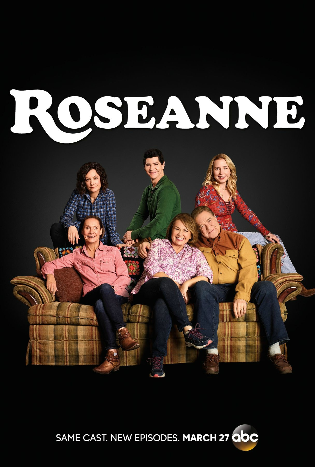 The new Roseanne