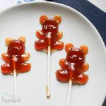 Bear Honey Pops – Simple Homemade Cough Drops