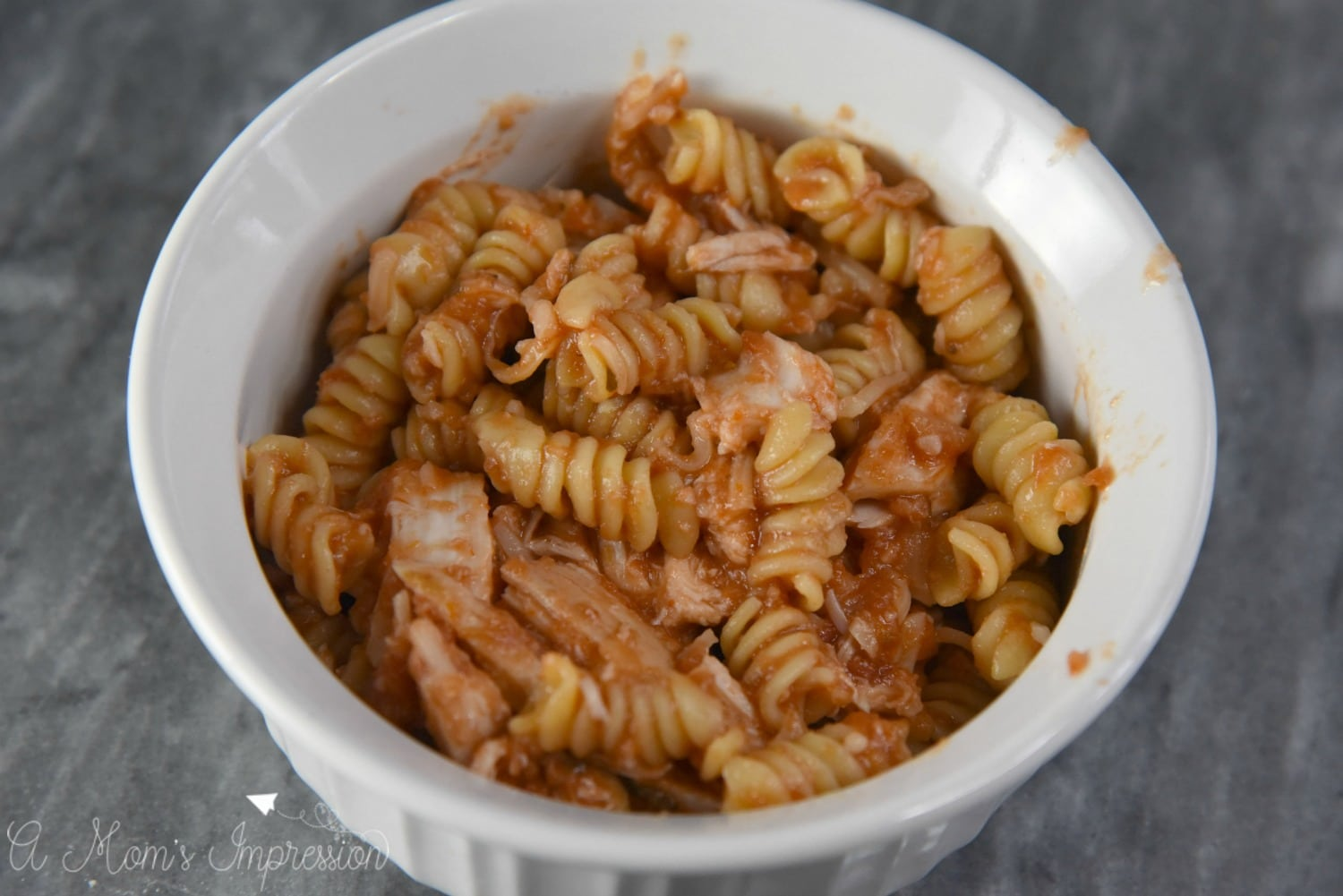 easy chicken pasta