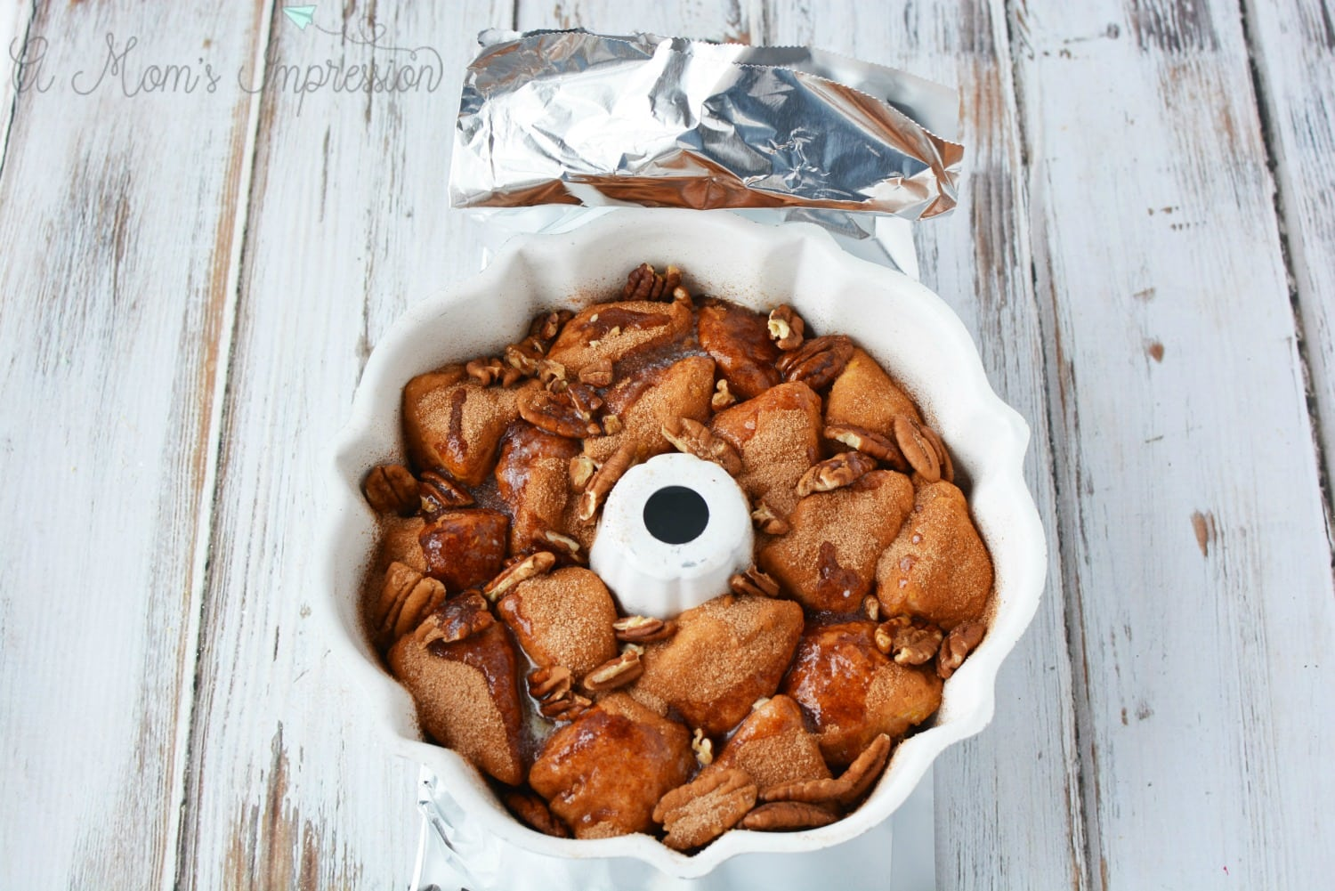 pressure cooker monkey bread