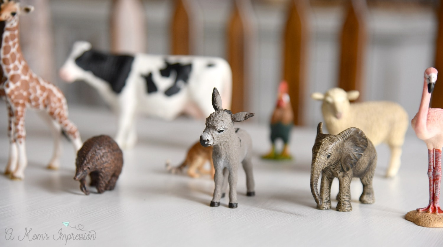 schleich animal toys