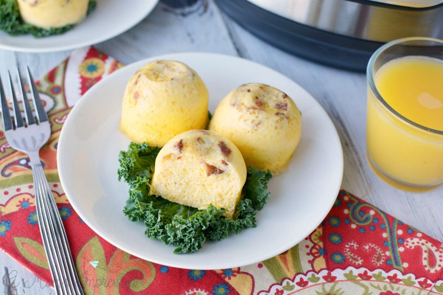 starbucks egg bites instant pot