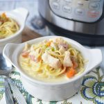 Instant Pot Crack Chicken Noodle Soup