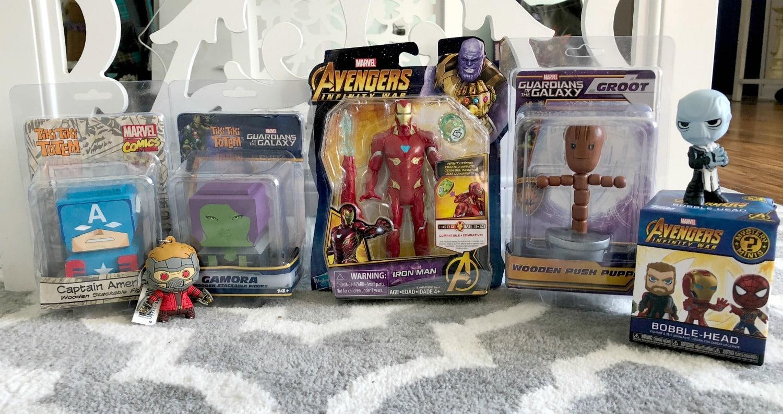 Marvel toys