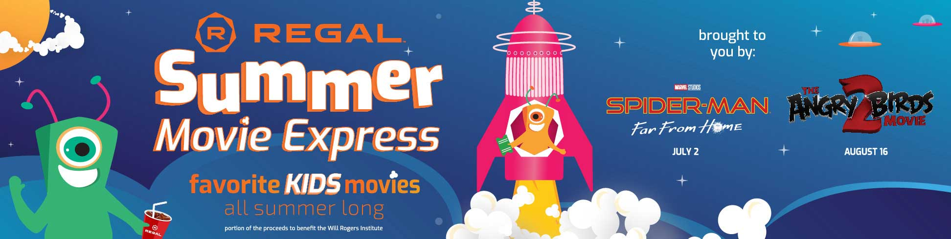 Regal Summer-Movie-Express 2019