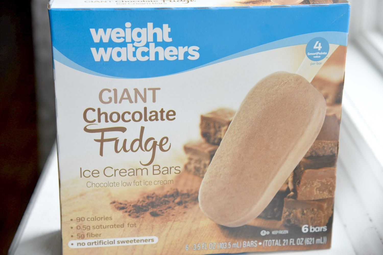 weight watcher fudge bars