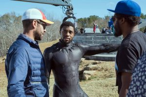 Interview with Black Panther Executive Producer Nate Moore – Black Panther is Now on Blu-ray/DVD