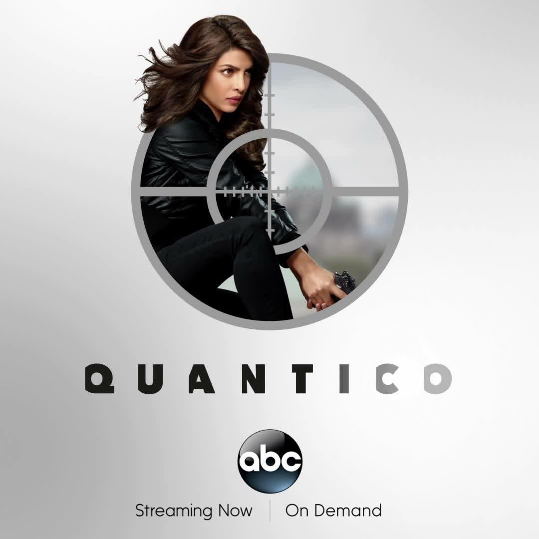 Quantico show poster