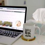 Facial Tissues Desk space