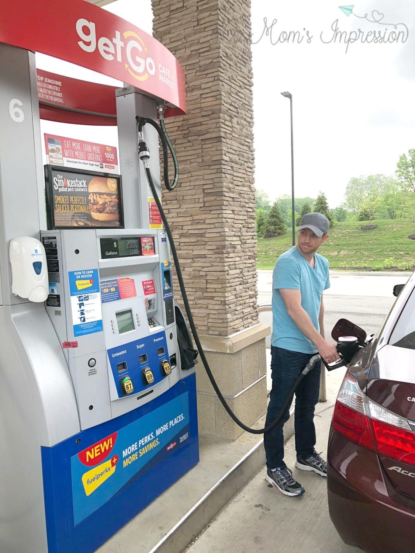 Get Go Gas Pump