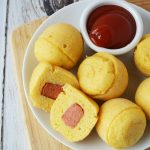 Instant Pot Corn Dog Bites