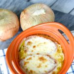 Instant Pot French Onion Soup