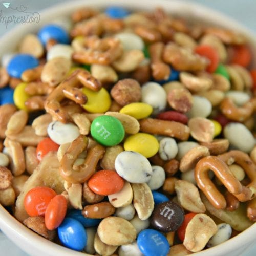 Road Trip Trail Mix recipe