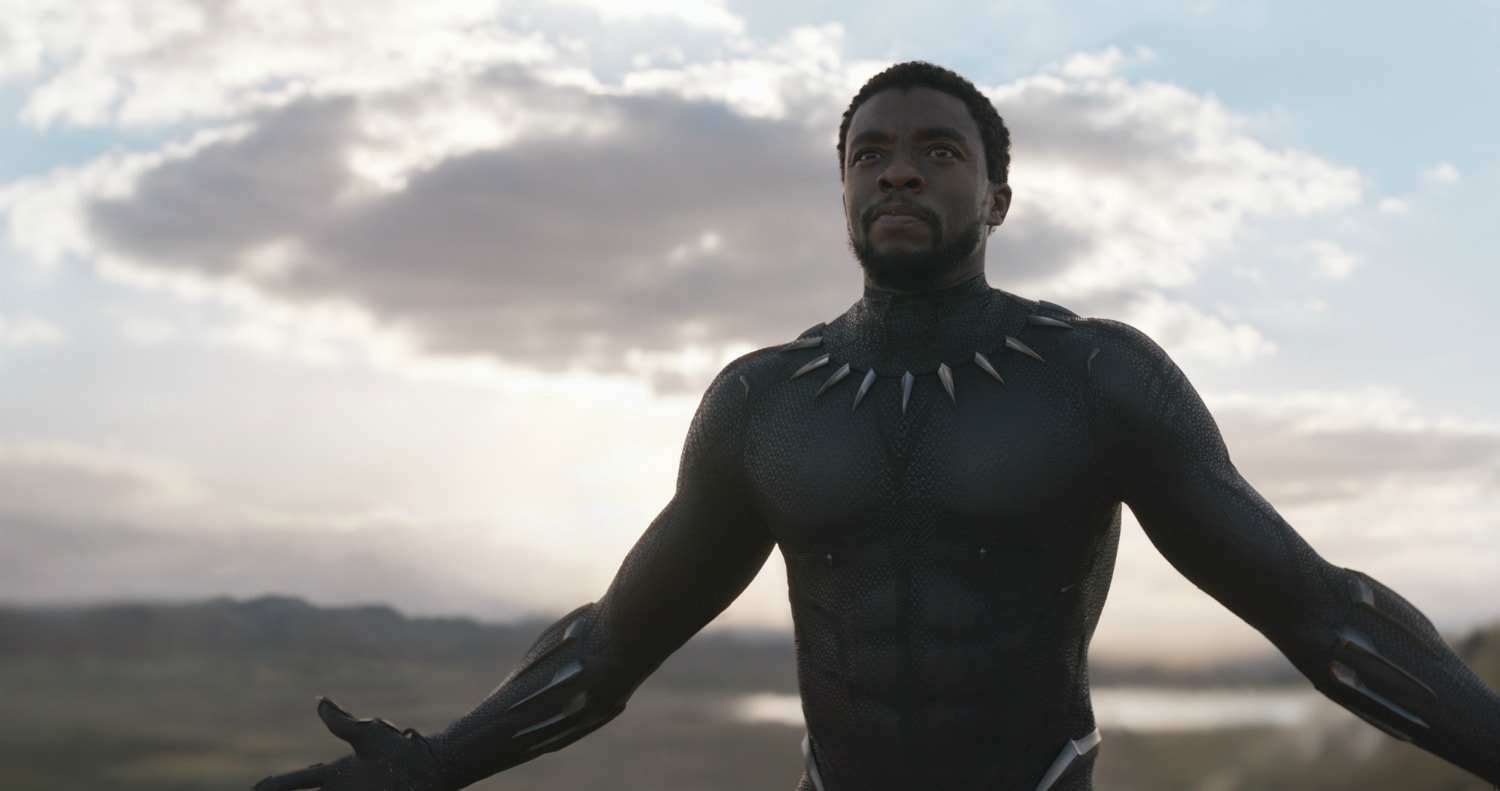 black panther king