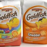 goldish crackers