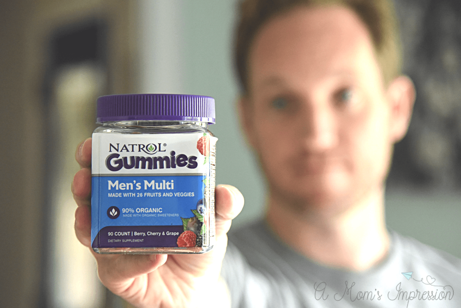 Mens Natrol Gummies