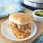 instant pot pulled pork sandwiches