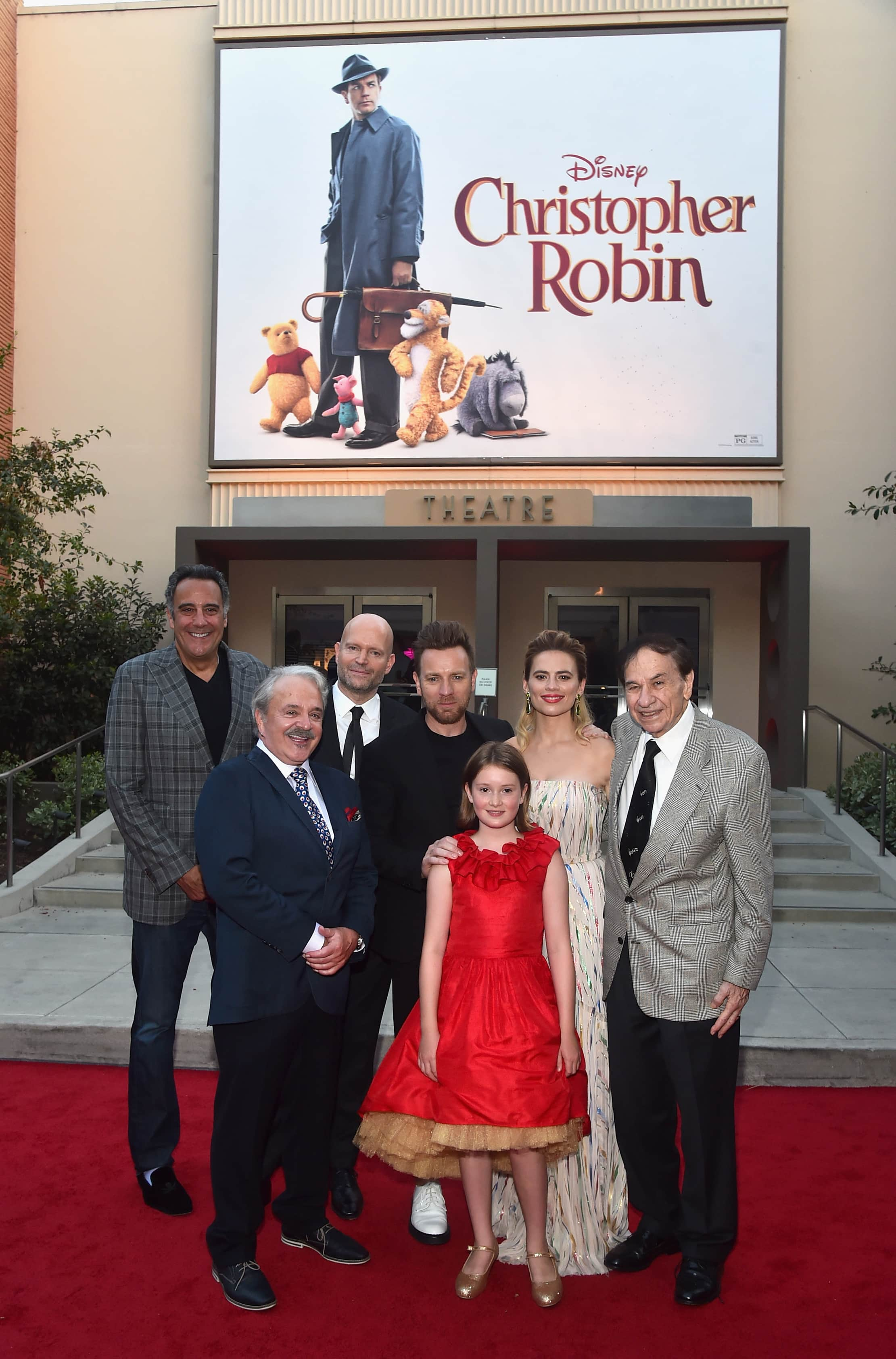 "World Premiere Of Disney's ""Christopher Robin"""