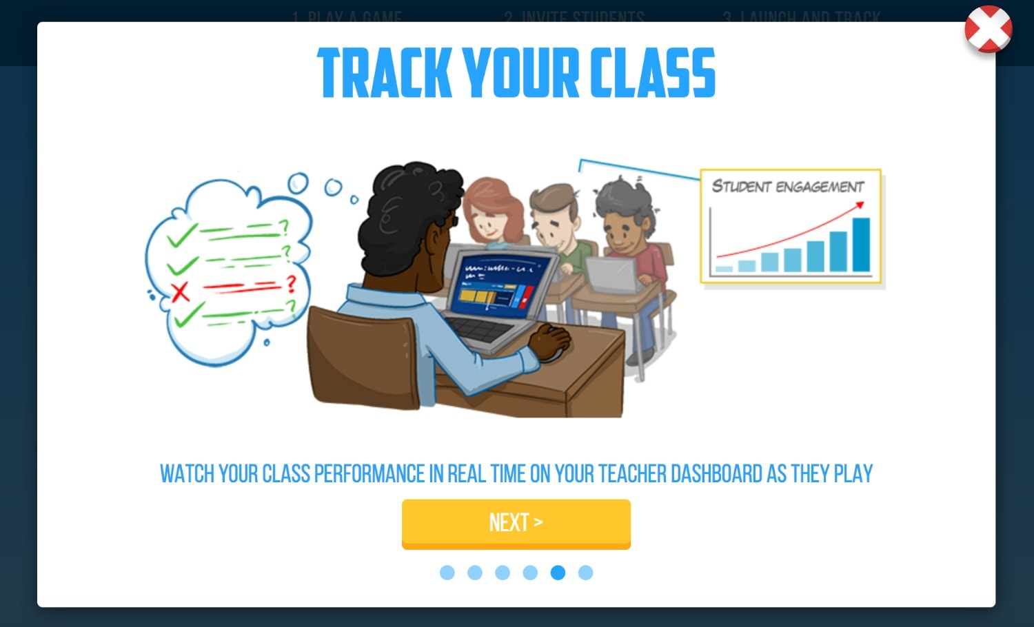Classroom Tracking