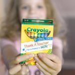 Crayola Thank a Teacher Contest