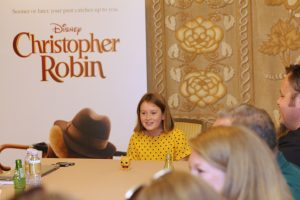 13 Fun Facts about Bronte Carmichael and her role as Madeline Robin in the new Christopher Robin Movie