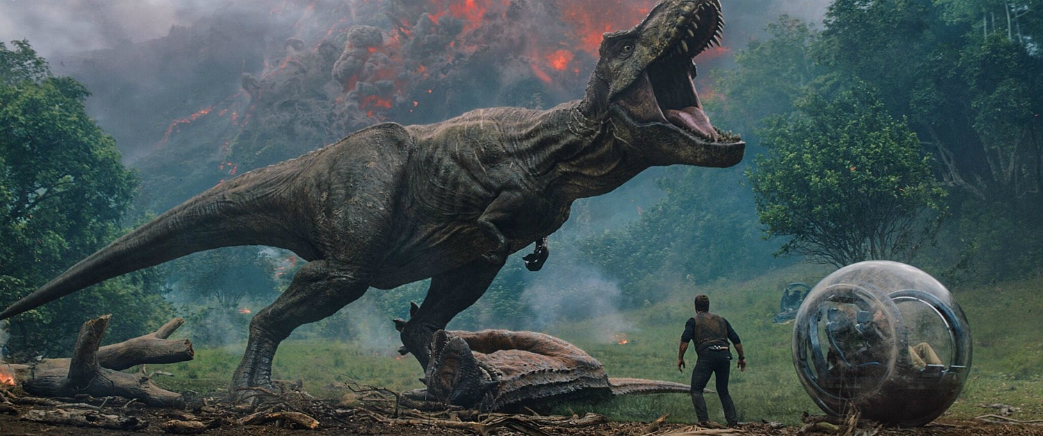 Jurassic World still