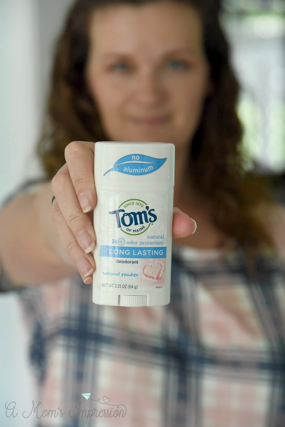 TOms of main deodorant