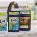 Why We Switched to Natural Deodorant with Tom's of Maine