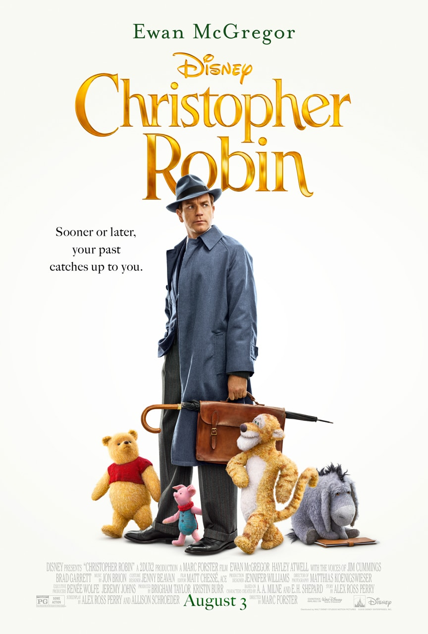 christopher Robin full movie poster