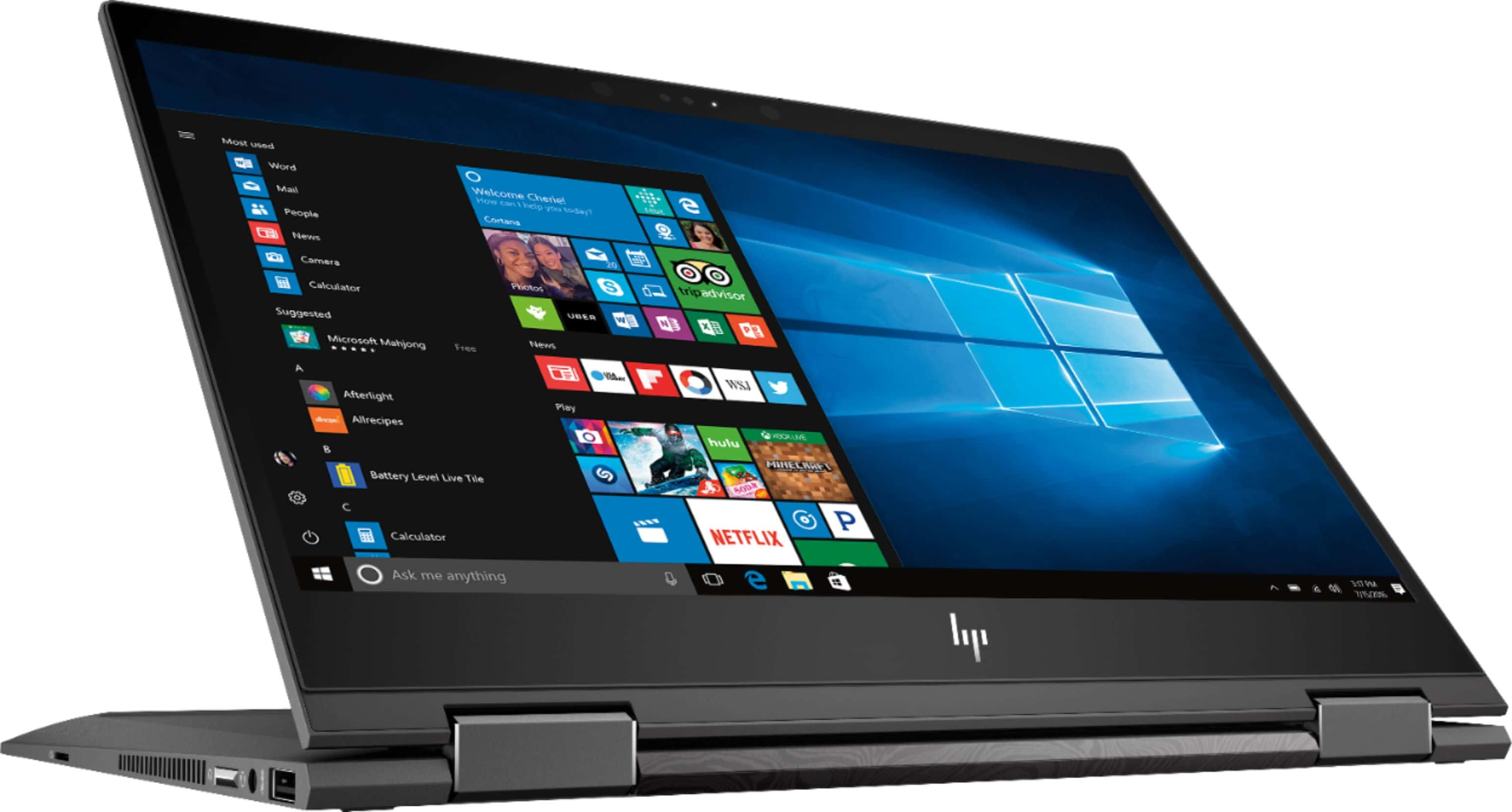 flip top laptop