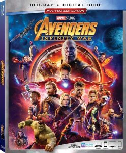 Avengers: Infinity War is Now Available on Blu-ray! Check out the Bonus Features