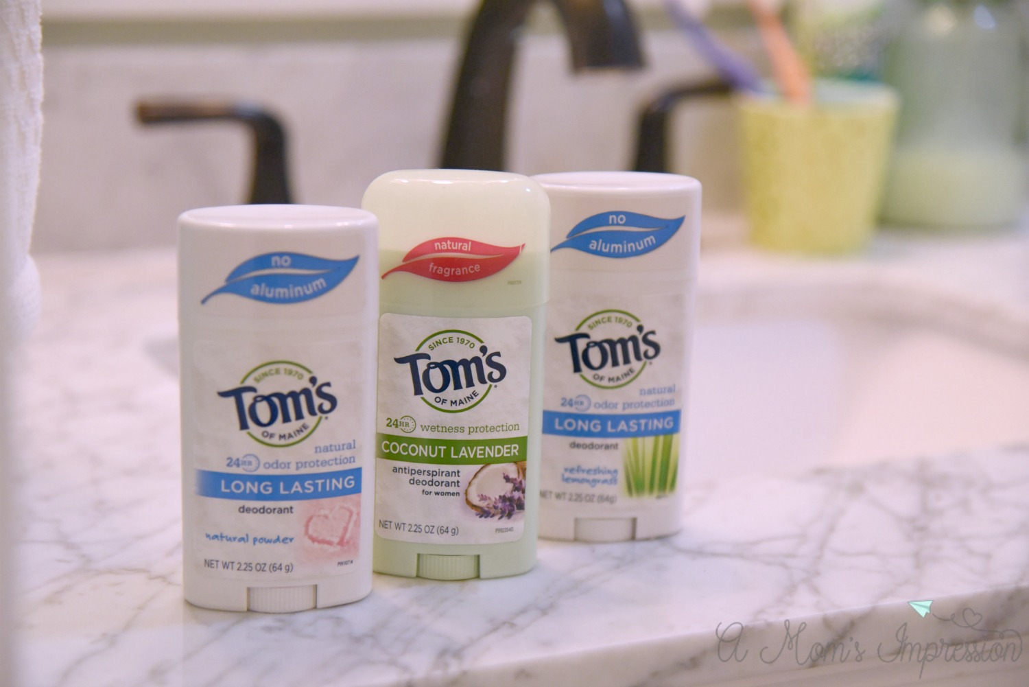 toms of maine natural deodorant for women