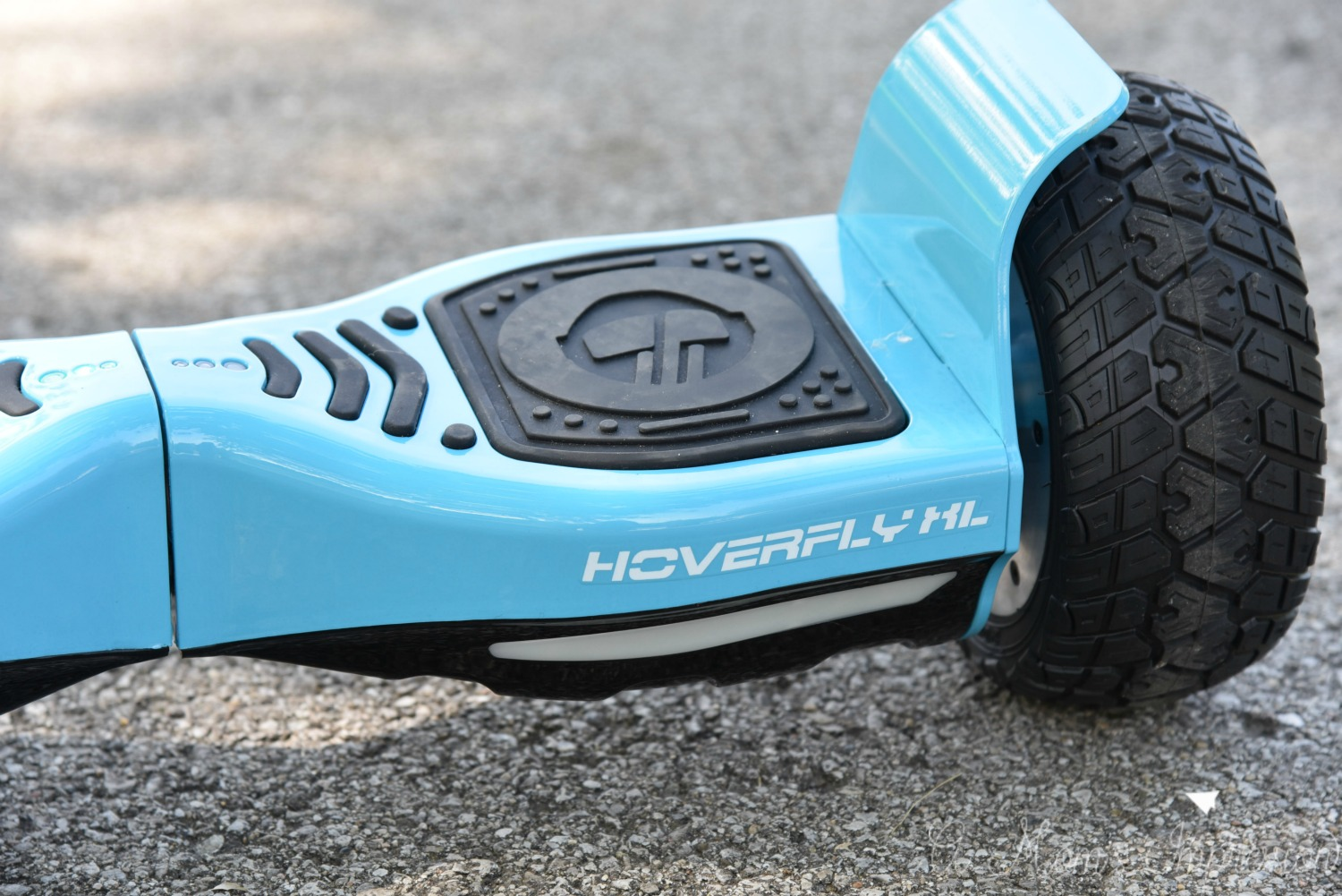 Blue hoverboard Hoverfly XL