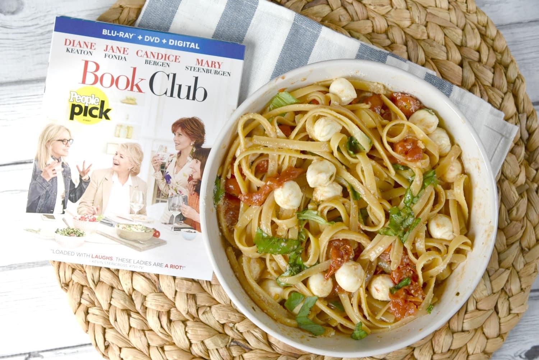 Book Club Pasta dinner