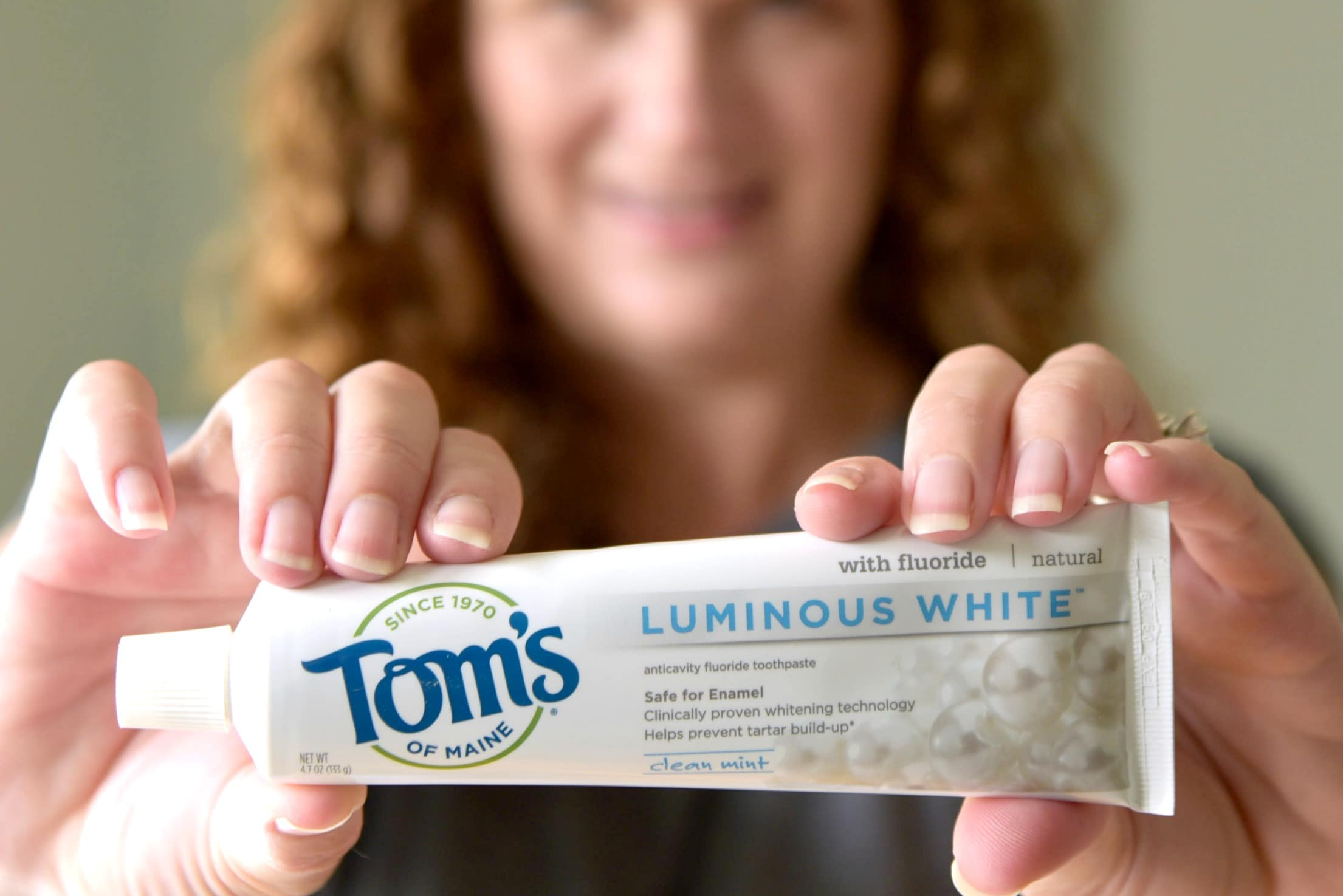 Tom's Luminous White
