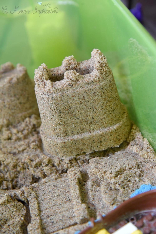 indoor sand castles