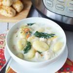 olive garden gnocchi soup recipe