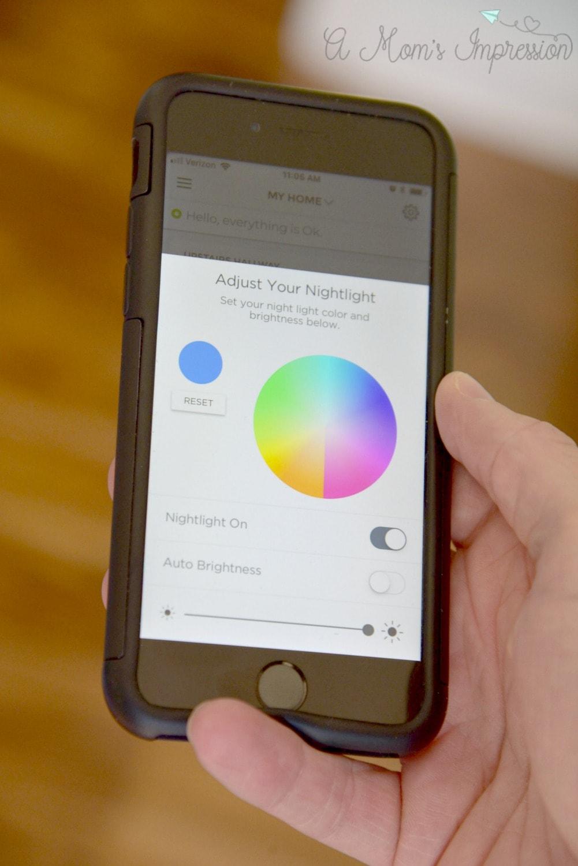 smart smoke detector app