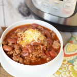Blue Ribbon Instant Pot Chili