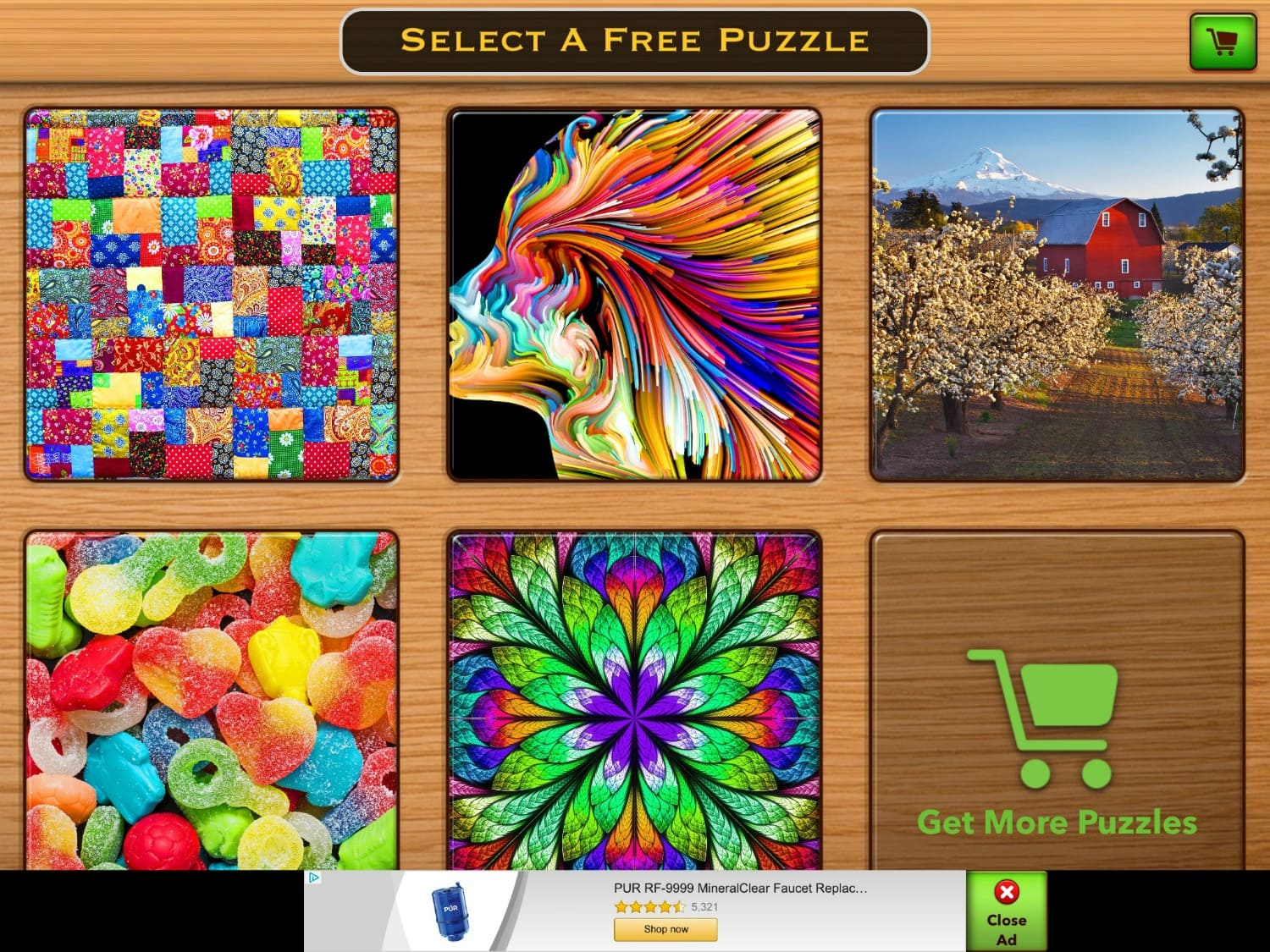 Jigsaw Puzzles Free Games