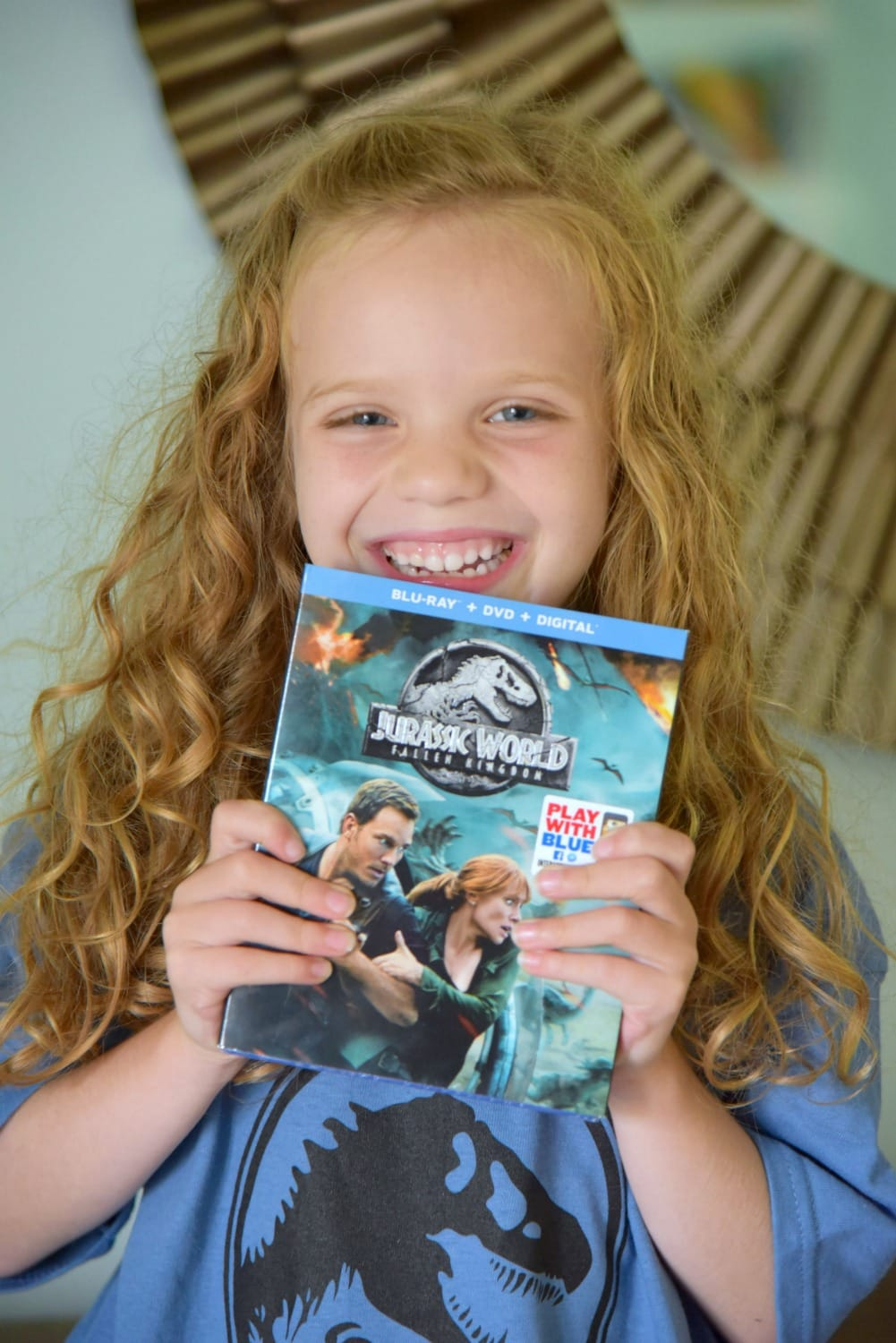 Jurassic World DVD
