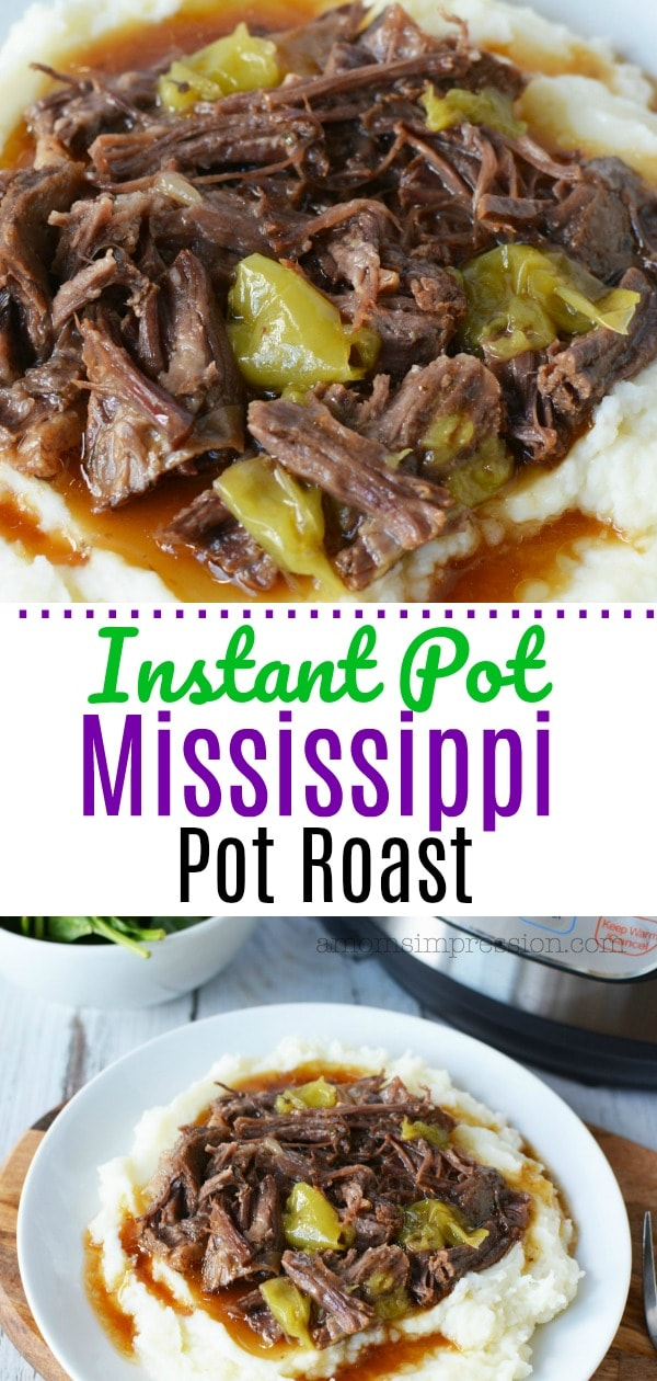 Mississippi Pot Roast Pin
