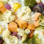 Oven Baked Eggs With Vegetables Recipe
