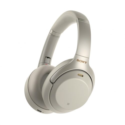 Sony Noise Cancelling Headphone White