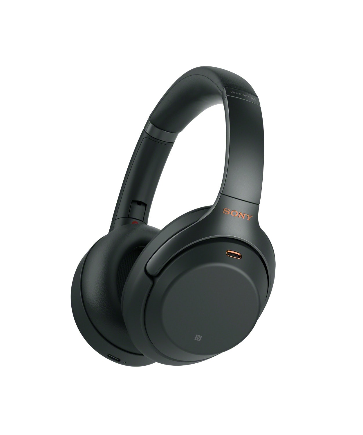 Sony Noise Cancelling Headphones Black