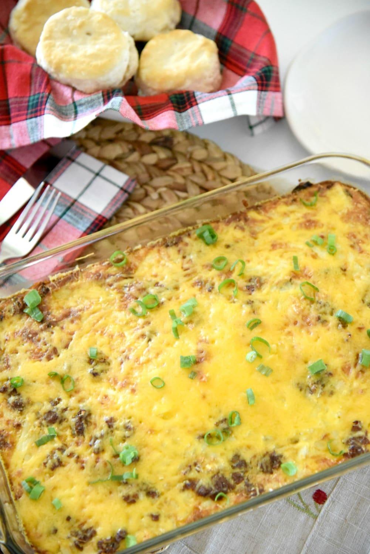 Bisquick casserole