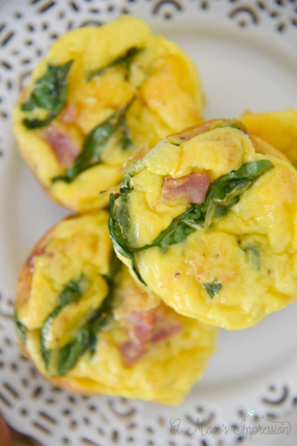 Easy egg muffin recipe