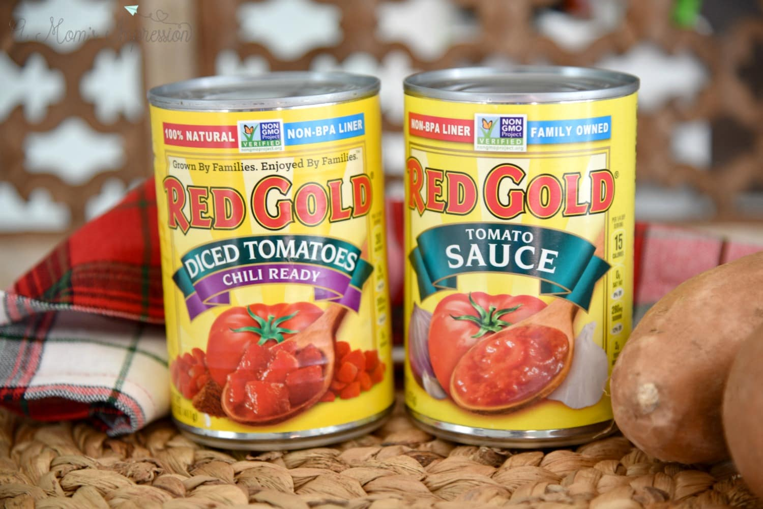 Red Gold Chili Ready tomatoes